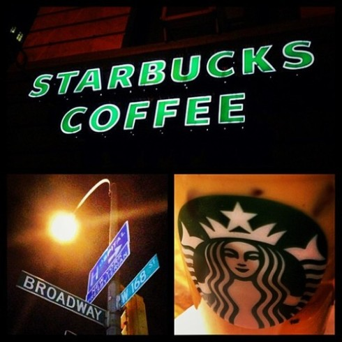 168th and Broadway Starbucks