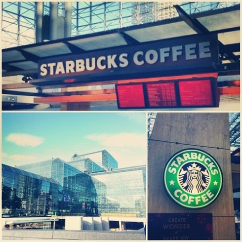 35th and 11th Javits Center Starbucks