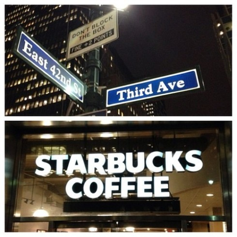 42nd and 3rd Starbucks