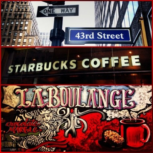 43rd and 3rd Starbucks