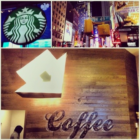49th and 7th Starbucks