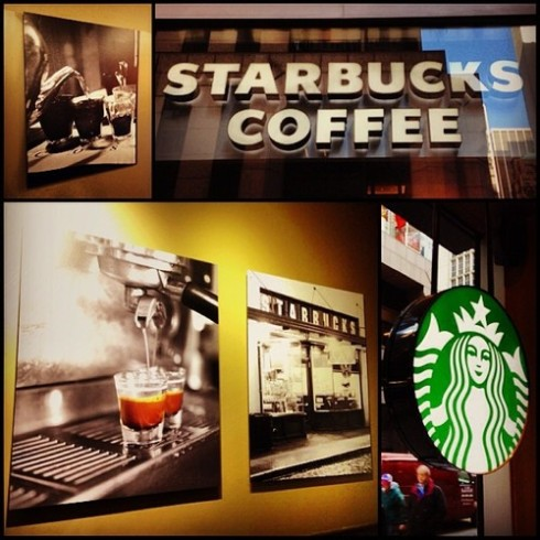 52nd and 6th Starbucks