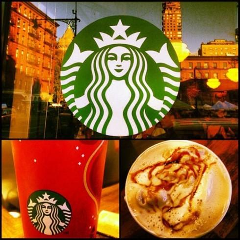 76th and Columbus Starbucks