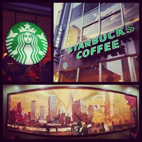 Murray and Church Starbucks