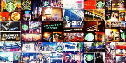 November Starbucks