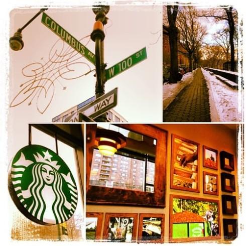 100th and Columbus Starbucks