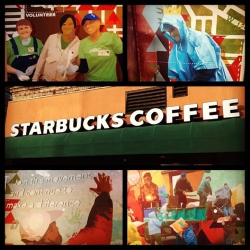 125th and Lenox Starbucks