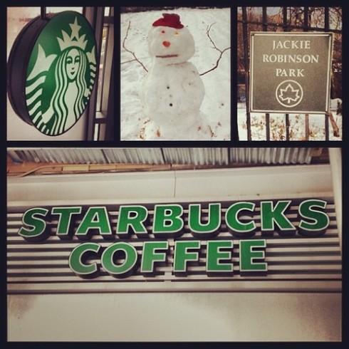 145th and Bradhurst Starbucks