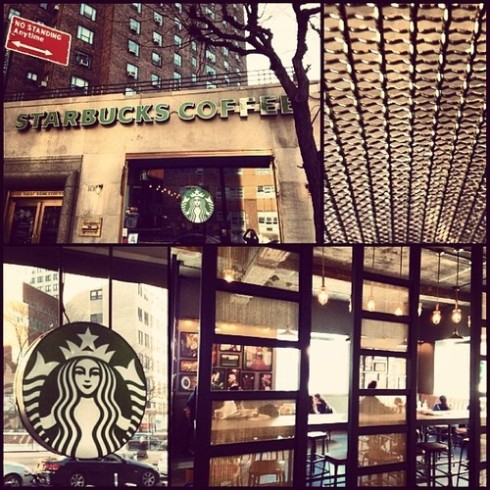 23rd and 1st Starbucks