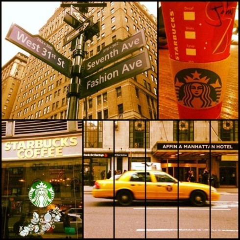31st and 7th Starbucks