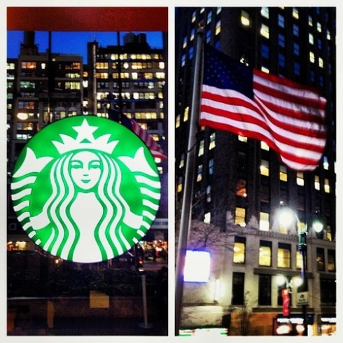 34th and 8th Starbucks