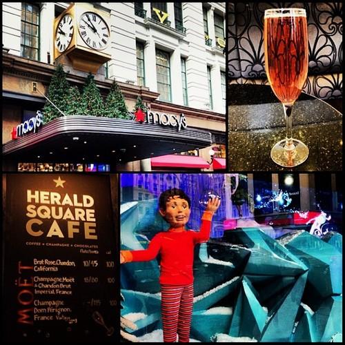 Macy S Herald Square Floor Plan: Starbucks And The City