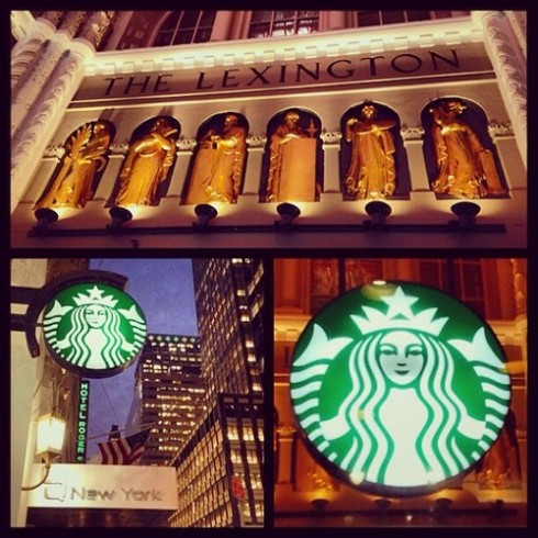 48th and Lexington Starbucks