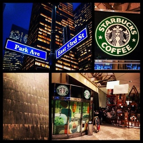 53rd and Park Starbucks