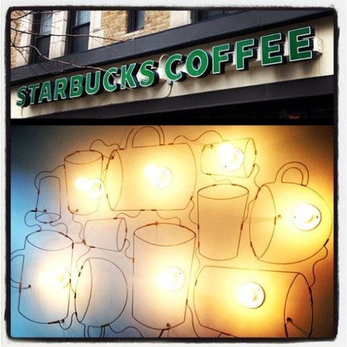 75th and Broadway Starbucks