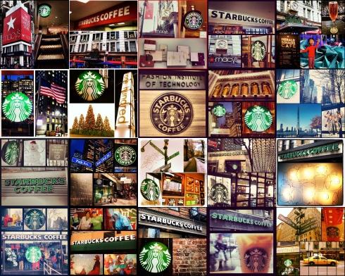 December Starbucks